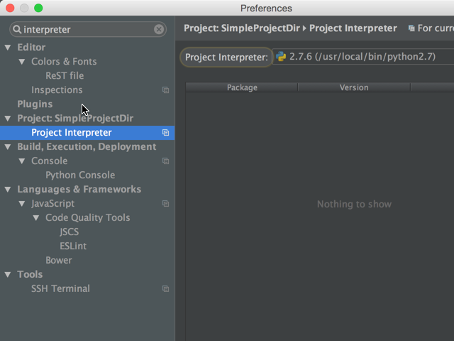PyCharm: The Good Parts I | EF